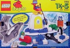 Lego 1193 Water Park Tub