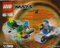 Lego 1195 Alien Encounter