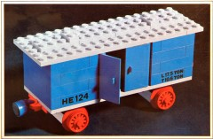 Lego 124 Goods Wagon