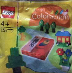 Lego 1270 Trial Size Bag (Coloraction promotion)