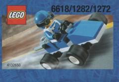 Random set of the day: Blue Racer