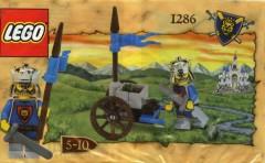 King Leo's Spear Cart