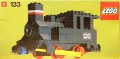 Lego 133 Locomotive