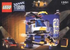 Random set of the day: Movie Backdrop Studio