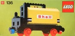 Lego 136 Tanker Wagon