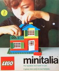 Lego 14 Small house set