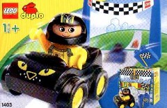 Lego 1403 Racing Leopard