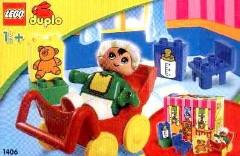Lego 1406 Nursing the Baby