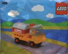Lego 1468 Petrol Tanker