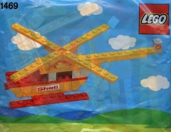 Lego 1469 Helicopter