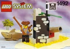 Lego 1492 Battle Cove