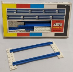 Lego 150 Straight Train Track