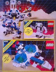 Lego 1510 Special Two-Set Space Pack