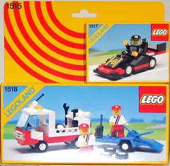 Lego 1515 Town Value Pack