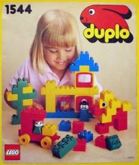 Lego 1544 Duplo Building Set