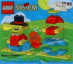 Lego 1545 Build-A-Rabbit