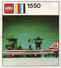 Lego 1550 Sterling Super Caravelle