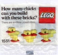Лего 1551