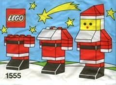 Lego 1555 Santa Claus