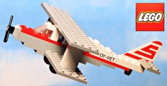 Lego 1555 Sterling Airways Aircraft