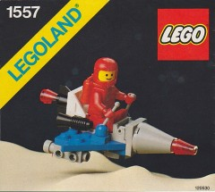 Lego 1557 Scooter