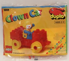 Lego 1559 Clown Car