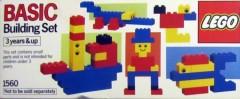 Lego 1560 Basic Building Set