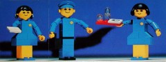 Lego 1561 Airline Staff