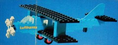 Lego 1562 Biplane