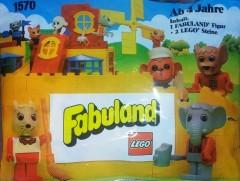 Lego 1570 Fabuland Character Polybag