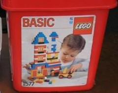 Lego 1577 Basic Set 3+