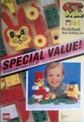 Lego 1579 Animal Fun