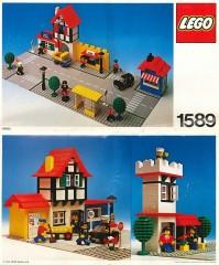 Lego 1589 Main Street