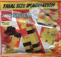Lego 1602 Basic Set 3+