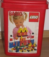 Lego 1613 Basic Set, 3+
