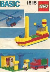 Lego 1615 Basic Set