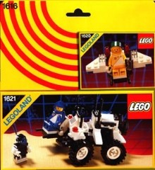 Lego 1616 Special Two-Set Space Pack