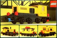 Lego 162 Locomotive