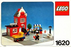 Lego 1620 Chocolate Factory