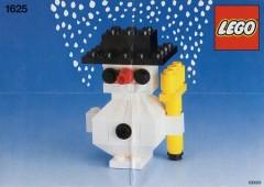 Lego 1625 Snowman