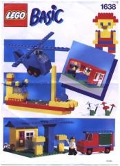Lego 1638 Basic Set