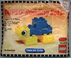 Lego 1640 Tuttle the Turtle