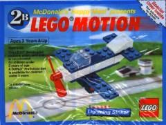 Lego 1643 Lightning Striker