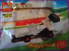 Lego 1646 Land Laser