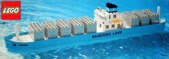 Lego 1650 Maersk Line Container Ship