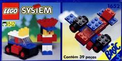 Lego 1652 Mini Box, 5+