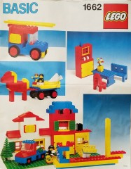 Lego 1662 Basic Building Set