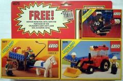 Lego 1675 Three Set Bonus Pack