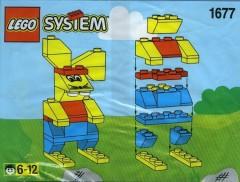 Lego 1677 Rabbit