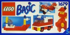 Lego 1679 Basic Building Set, 5+